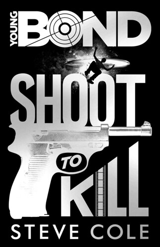 Steve Cole, Shoot to Kill