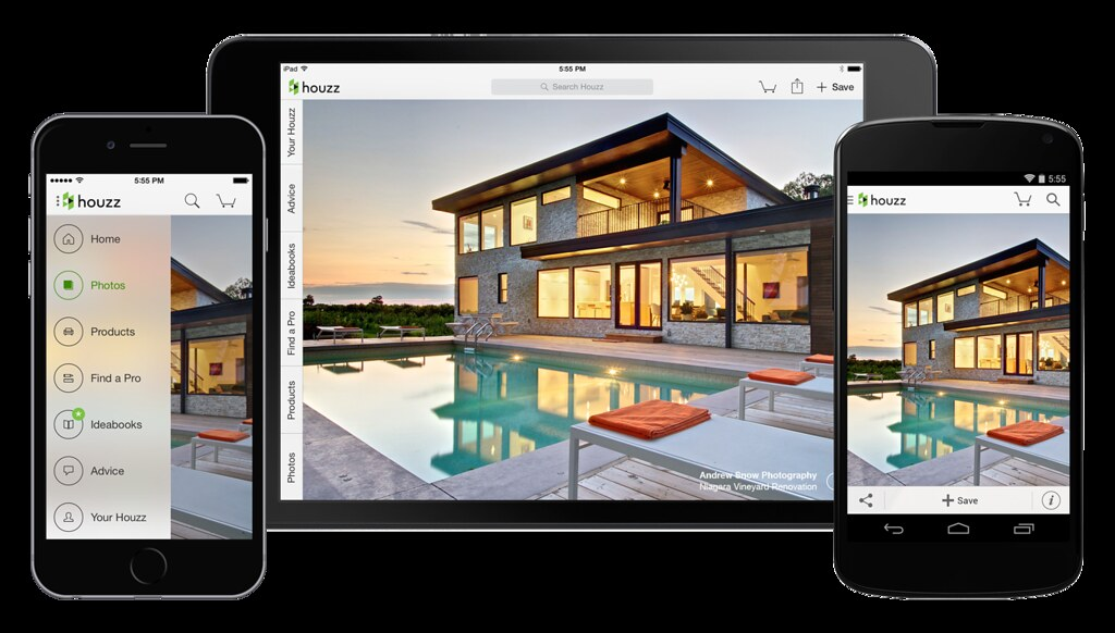 Houzz In Apple 39 S App Store Best Of 2014 The Houzz Blog