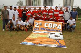 2ª Copa de Futebol de Campo dos Metalúrgicos de São Paulo e Mogi das Cruzes