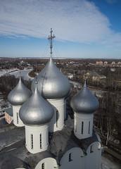 Софийский собор / The Saint Sophia Cathedral in Vologda