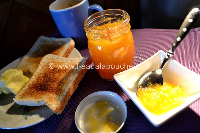 Confiture d'Orange © Ana Luthi