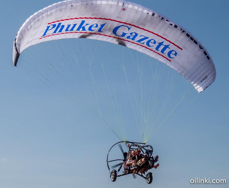 phuket AirPark Flight show 2015