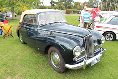 1954 Sunbeam Mk III Drophead Coupe