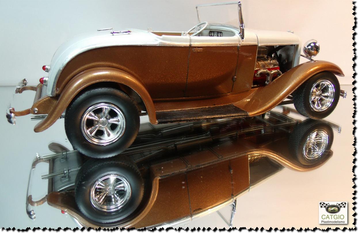 Ford 1932 - Hot Rod >>> Finalizado 07/03/2015 - Página 2 16097460014_513e890157_o