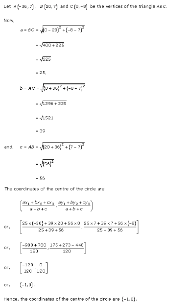 RD-Sharma-class-11-Solutions-Chapter-22-Brief-review-of-cartesian-system-of-rectangular-coordinates-Ex-22.1-Q-5