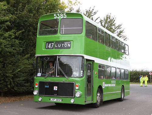 Preserved Maidstone & Dist Ailsa 5385(LKP385P