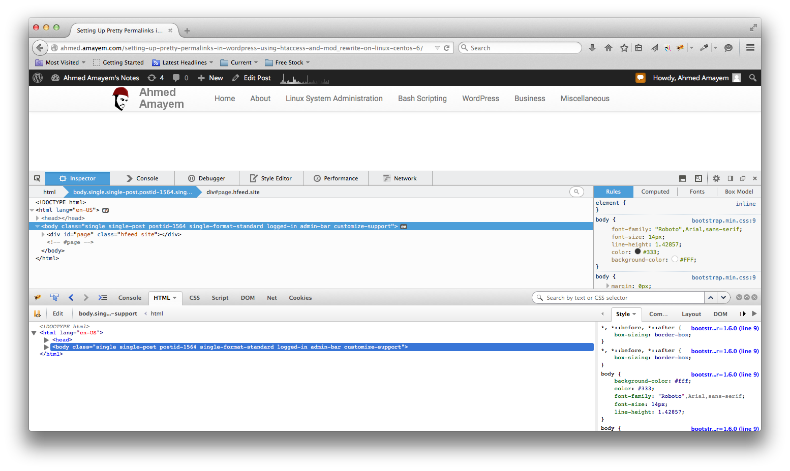 How to Open/Activate Web Developer Tools on Chrome, Firefox and