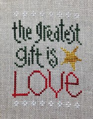Lizzie*Kate-The Greatest Gift is Love
