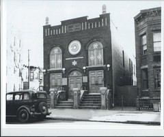 117354  U. S. Brooklyn New York Jewish Talmud Torah Synagogue