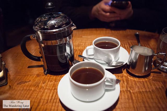 La Pena Miel, Nicaragua French Press Coffee