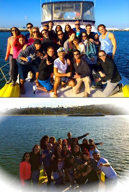 LA boat trip