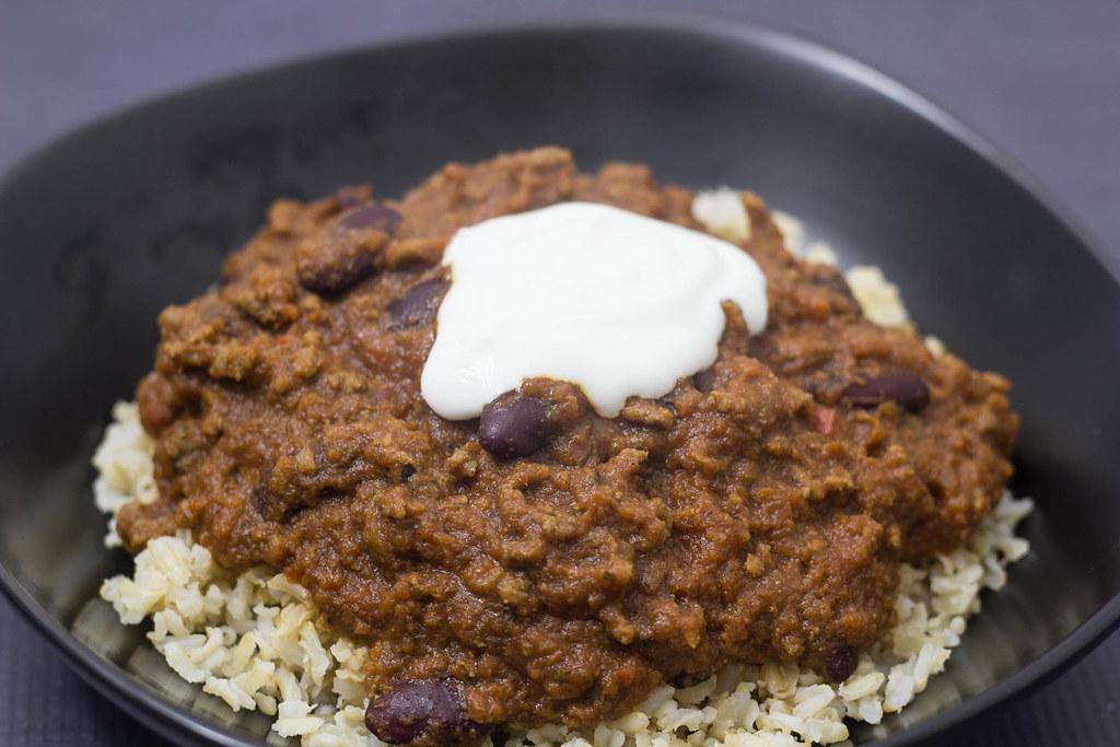 Opskrift på hjemmelavet Chili con Carne