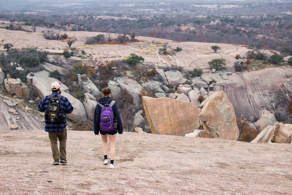 Enchanted Rock, Texas-9868
