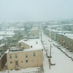 #baltimore are you functional with all this snow?