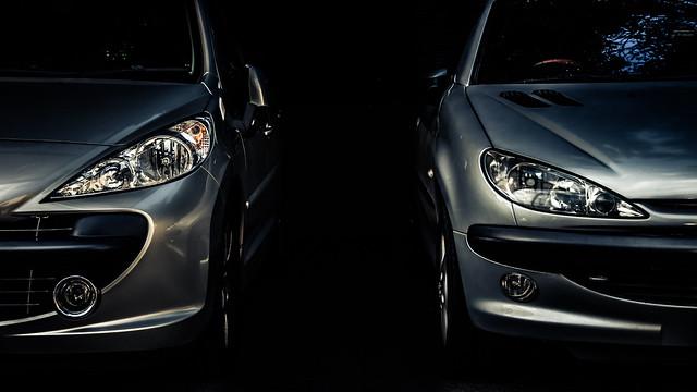 20150222_01_Peugeot 207 & 206CC