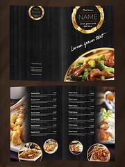 Image Preview Gold Food Menu 2