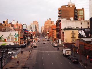 High Line Park - NYC