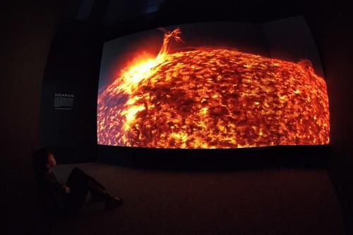 NASA Solarium