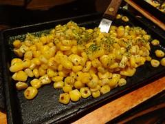 Buttered Corn @Kazuki, Gubei, Shanghai