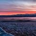 Lake Michigan Icy Whirl