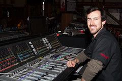 broadcasting, audio engineer, recording, electronic instrument,