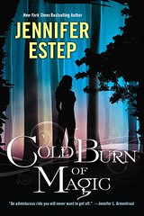 Cold Burn of Magic - Netgalley
