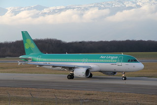 Aer Lingus. EI-DVL. Airbus A320-214.