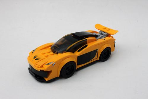 LEGO Speed Champions McLaren P1 (75909)
