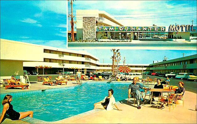 Tam O'Shanter Motel; Las Vegas, Nevada