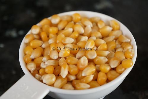 Stovetop popcorn 2