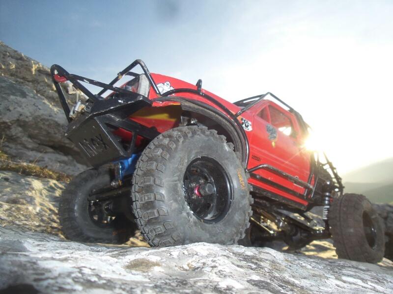 Toyota Hilux TRUGGY RcModelex - Página 8 16558761078_2a8f19da46_o