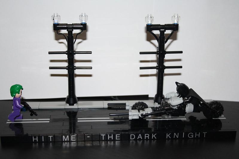 MOC ] Hit me ! - The Dark Knight - LEGO Licensed - Eurobricks Forums