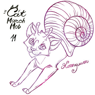 CatMarchMob11