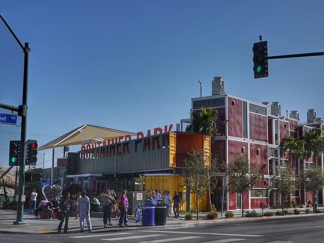 Los Vegas Container Park