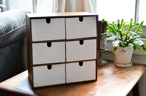 Ikea Hack - Moppe Mini Chest