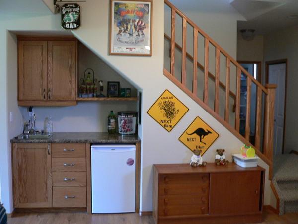 Thiết kế cầu thang thông minh cho những căn nhà diện tích khiêm tốn-Phần 2