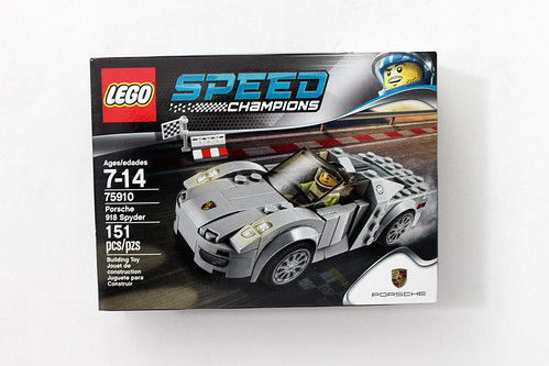 lego speed champions porsche 918 spyder 75910 review. Black Bedroom Furniture Sets. Home Design Ideas