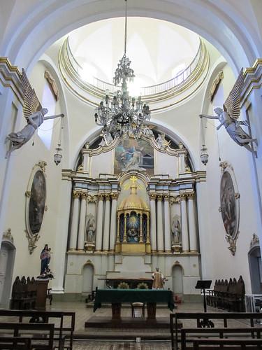 Sucre: l'église du Couvent San Felipe de Neri