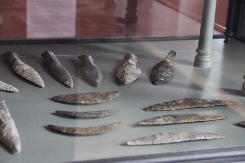 Prehistoric Denmark: Stone Knives & Spears