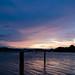 Morgendämmerung am Bodensee