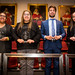 5 August 2016 8:51pm - UNSW Law Indigenous mooting competition at the Supreme Court of NSW on August 5, 2016 in Sydney Australia. Photo by Anna Kucera