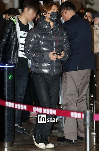 Big Bang - Gimpo Airport - 31dec2015 - fnstar - 02