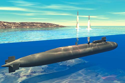 Tại sao tàu ngầm có thể lặn xuống và nổi lên?