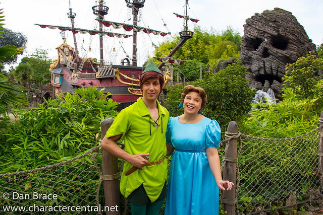 Fun with Peter and Wendy