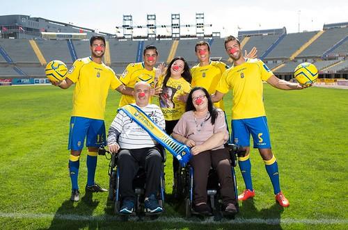 Calendario Ud Las Palmas.Noticias De Aguimes La Asociacion Ante La Adversidad Una Sonrisa