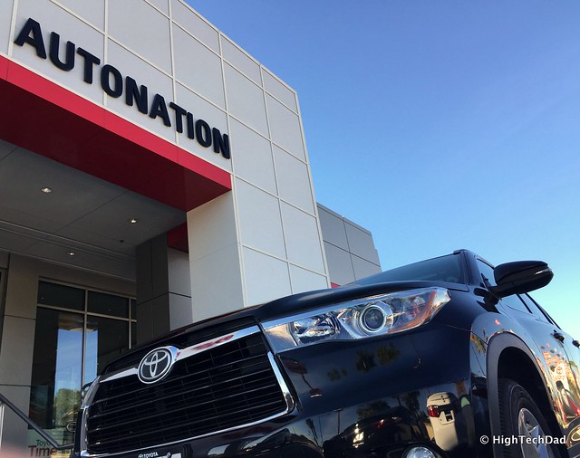 AutoNation Hayward Toyota - 2014 Toyota Highlander Limited Platinum