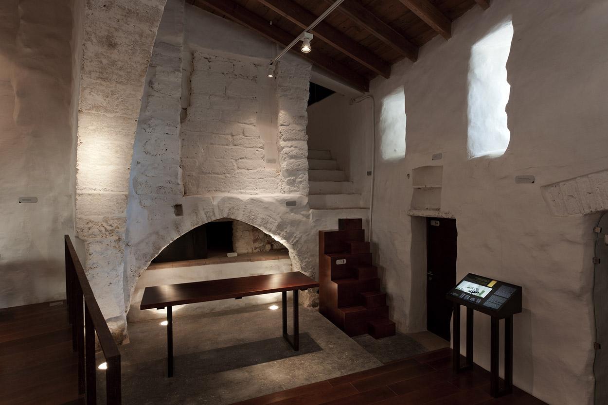 FORN DE LA VILA DE LLÍRIA_autor foto D.Opazo_intervencion_hidalgomora arquitectura patrimonio_horno de pan cocer