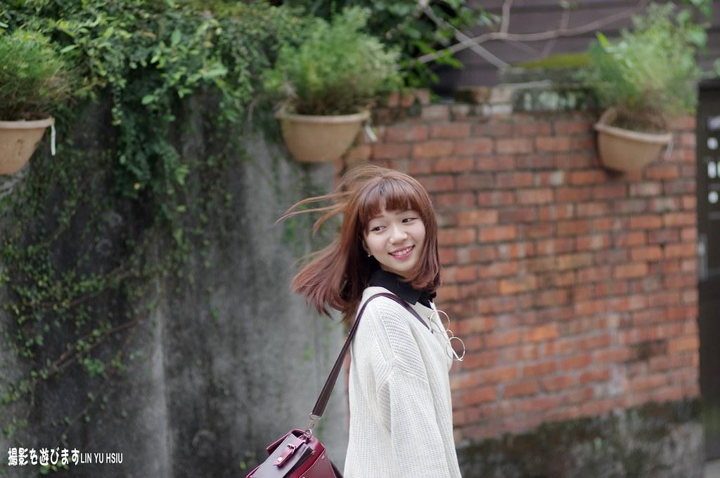 Abbie Lin外拍