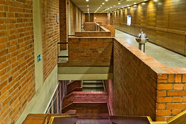 staircase // neue mensa dresden