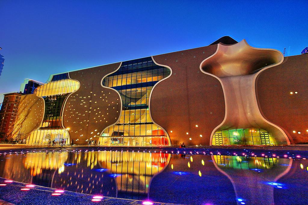 臺中歌劇院 HDR
